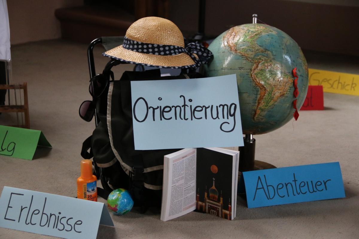 koffer packen auf englisch